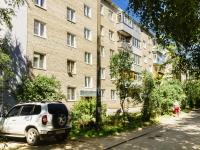 Переславль-Залесский, Чкаловский микрорайон, дом 44. многоквартирный дом