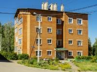 Переславль-Залесский, Чкаловский микрорайон, дом 55. многоквартирный дом