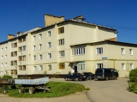 Pereslavl-Zalessky,  , house 11. Apartment house