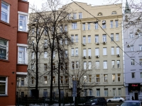 ,  , house 21А. Apartment house