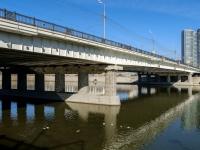 район Арбат, мост Новоарбатскийулица Новый Арбат, мост Новоарбатский