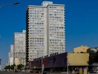 Арбат район, улица Новый Арбат, дом 10. многоквартирный дом