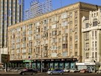, st Smolenskaya, house 6. Apartment house