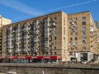 , st Smolenskaya, house 10/2. Apartment house