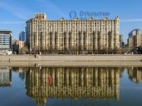 , embankment Smolenskaya, house 5/13. Apartment house