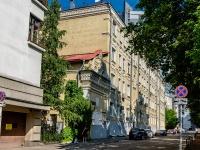 ,  , house 18/1СТР2. Apartment house