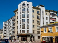 ,  , house 18 с.1. Apartment house