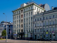 ,  , house 10 с.1. office building
