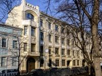 , blvd Gogolevskiy, house 21 с.1. office building