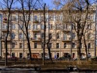, blvd Gogolevskiy, house 23. Apartment house