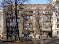 , blvd Gogolevskiy, house 27. Apartment house