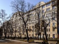 , blvd Gogolevskiy, house 29. Apartment house