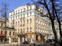 , blvd Gogolevskiy, house 31 с.1. Apartment house