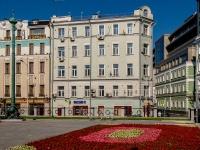 , blvd Gogolevskiy, house 33/1. Apartment house