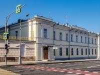 Арбат район, улица Знаменка, дом 19 с.1. офисное здание