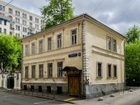 Арбат район, Трубниковский переулок, дом 28 с.1. офисное здание