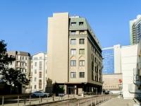 Арбат район, улица Композиторская, дом 13. офисное здание