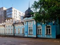 Арбат район, Малый Николопесковский переулок, дом 5 с.1. офисное здание