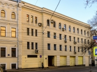 ,  , house 7 с.1. office building