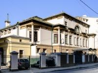 Арбат район, Большой Афанасьевский переулок, дом 18 с.1. офисное здание