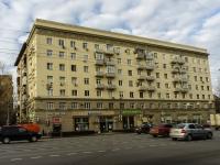 Басманный район, улица Земляной Вал, дом 24/30СТР1. многоквартирный дом