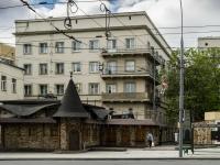 Басманный район, улица Земляной Вал, дом 1/4СТР2. многоквартирный дом