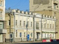 Басманный район, улица Земляной Вал, дом 4 с.1. офисное здание