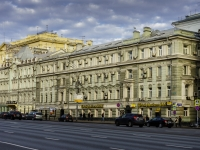 Basmanny district, st Kazakov, house 2. multi-purpose building