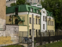 Basmanny district, st Kazakov, house 3 с.2. office building