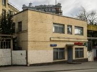 Basmanny district, st Kazakov, house 7 с.4. office building