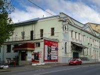Basmanny district, st Kazakov, house 8. theatre