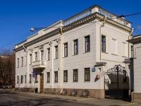 Basmanny district, st Kazakov, house 23 с.1. office building