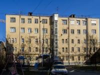 Basmanny district, st Kazakov, house 25. Apartment house