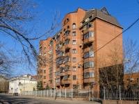 Basmanny district, st Kazakov, house 27. Apartment house
