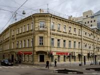 ,  , house 5 с.1. 公寓楼