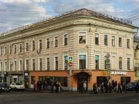 Басманный район, улица Мясницкая, дом 30/1/2СТР1. многофункциональное здание