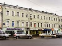 Басманный район, улица Мясницкая, дом 10 с.1. многофункциональное здание