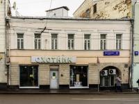 """Басманный район, улица Мясницкая, дом 12 с.1. магазин """"Охотник"""""""
