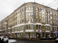Басманный район, улица Мясницкая, дом 24/7СТР1. многоквартирный дом