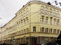 Басманный район, улица Мясницкая, дом 24 с.2. многоквартирный дом