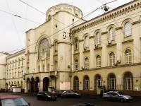 Басманный район, улица Мясницкая, дом 26. почтамт