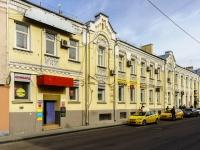 Басманный район, улица Мясницкая, дом 30/1/2СТР2. многофункциональное здание