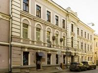 Басманный район, улица Мясницкая, дом 30 с.3. многоквартирный дом