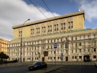 Басманный район, улица Мясницкая, дом 6/3СТР1. офисное здание