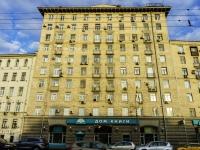 Басманный район, улица Садовая-Черногрязская, дом 3Б с.1. многоквартирный дом