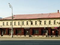 Басманный район, улица Садовая-Черногрязская, дом 22 с.1. многофункциональное здание