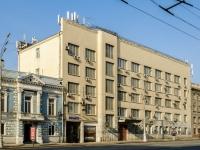 Басманный район, улица Садовая-Черногрязская, дом 8. офисное здание