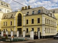 Басманный район, Яковоапостольский переулок, дом 5 с.1. офисное здание