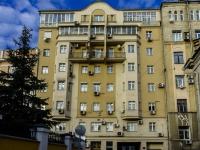 Басманный район, Яковоапостольский переулок, дом 9 с.3. многоквартирный дом