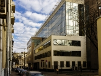 Басманный район, Яковоапостольский переулок, дом 12 с.1. офисное здание